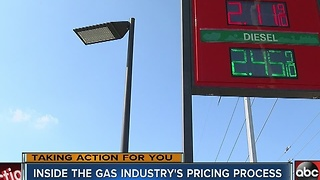 The reason why gas prices are on the rise