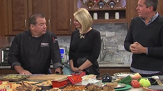 Chef Tim Whips up a Feast! - Video