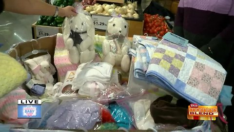 The TODAY'S TMJ4 Community Baby Shower is Happening Today!