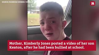 Bullied Child Acquires Some Heroic Defense | Rare News - Video