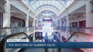 Dont Waste Your Money: Best end-of-summer sales