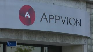 Appvion files for bankruptcy - Video