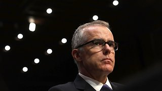 Andrew McCabe Asks DOJ Not To Fire Him 72 Hours Before His Retirement - Video