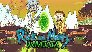 12 Best Rick and Morty Dimensions in the Multiverse - Video