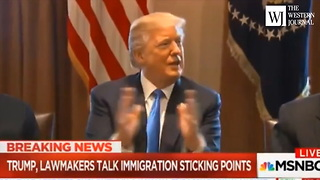 Trump: 'I Like Oprah, I Don't Think She's Going To Run... I Know Her Very Well.' - Video