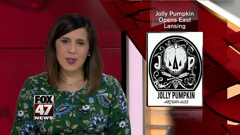 Jolly Pumpkin Announces East Lansing Location along Albert Avenue