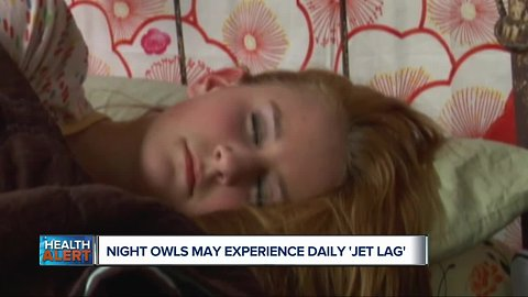 Ask Dr. Nandi: Night owls may experience 'jet lag' on a daily basis