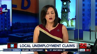 Local unemployment claims