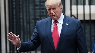 Trump praises Johnson & Hunt in race to replace Theresa May