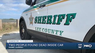 Two found dead on Sanibel