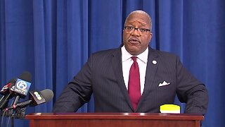 FULL NEWS CONFERENCE: Mayor Keith James announces new coronavirus response in West Palm Beach