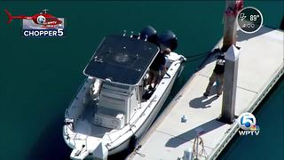 Mystery boat found in Fort Pierce