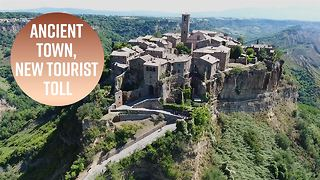How an entrance fee transformed a dying Italian village - Video
