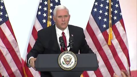 Vice President Mike Pence meets with Hoosiers, Indiana leaders to tout GOP tax overhaul
