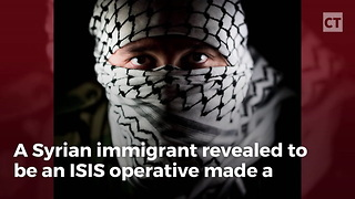ISIS Fighter Admits Trump Was Right