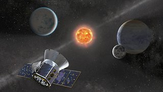 NASA's New Satellite Will Search For Undiscovered Exoplanets