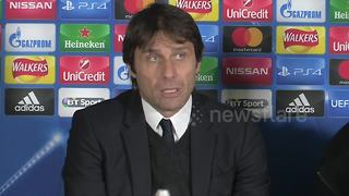 Conte says Barca and PSG will fear Chelsea - Video