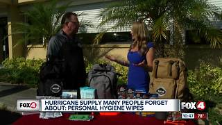 Hurricane Supply Most People Forget About - Video