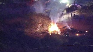 6 Confirmed Dead After Plane Crashes At Arizona Golf Course
