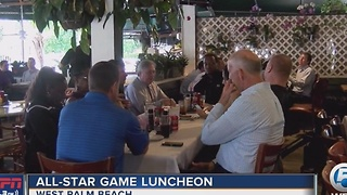 All-Star Game Luncheon - Video