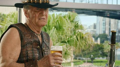 The 'Crocodile Dundee' Super Bowl Ad Is The Best Film That Never Was