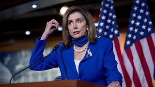 Pelosi Imposes Face Mask Requirement For House Floor