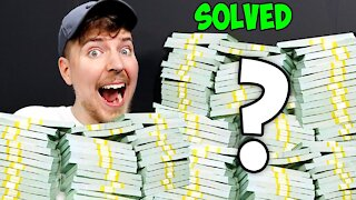 Solve This Riddle For $100,000 (Step 1)