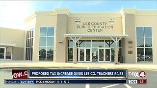 Lee County Teachers trying to get more pay