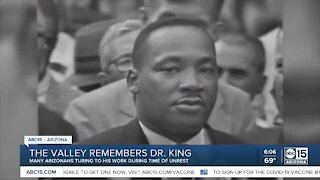 Valley churches serve others to celebrate Dr. Martin Luther King Jr. Day