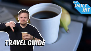 Why You Should Think Twice Before Drinking Airplane Coffee