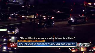 New information about police chase on Nov. 15 - Video