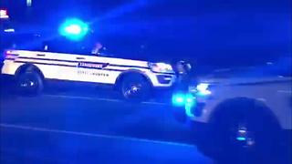 Mt. Juliet Road Closed, Pedestrian Hit By Car - Video