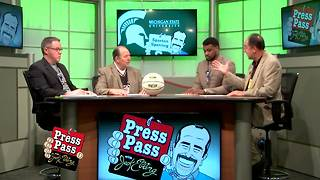 Press Pass All Stars: 01/8/18 - Video