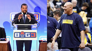 Ice Cube CHALLENGES LaVar Ball to Shooting Contest for ZO2s - Video