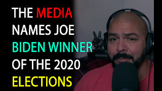 Latino Conservative Ep 39 - Media Prematurely Calling The Election Results