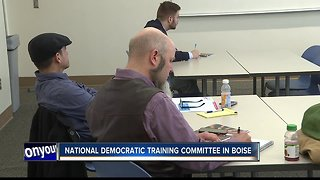 National Democratic Training Committee makes stop in Boise