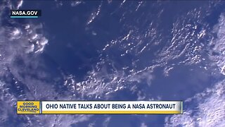 Ohio native talks about being a NASA astronaut