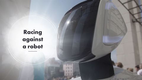 Will robots run ahead of the pack?