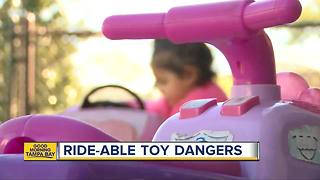 Non-motorized scooters responsible for most child injuries - Video