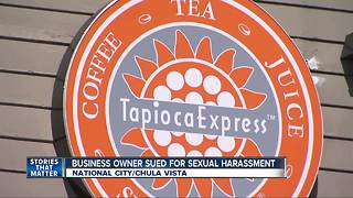 South Bay business owner faces sexual harassment lawsuit
