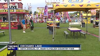 St. Mary's Fair opens this weekend.