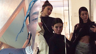 Kim Kardashian Skipped Kylie Jenner's Dinner Party: Travis Scott Face Tattoo The Reason Why? - Video
