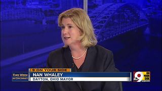 This Week in Cincinnati: Nan Whaley running for governor - Video