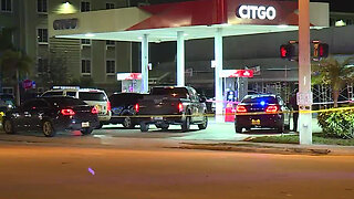 60-year-old man arrested in fatal Lake Worth Beach gas station shooting
