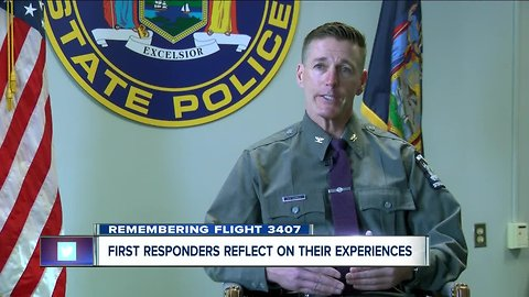 First responders have learned from their response of 3407