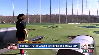 How your golf swing can help families in need