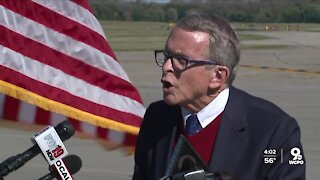 DeWine: Cincinnati 'running out of time' to control rising COVID-19 numbers before winter