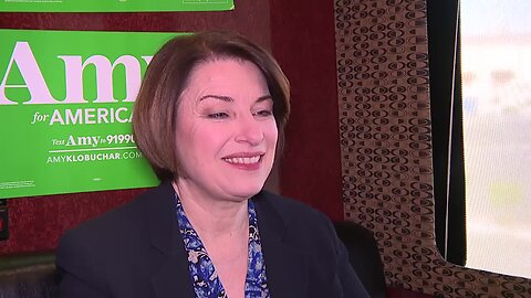 One on One: Amy Klobuchar talks to 13 Action News