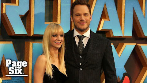 Anna Faris admits pride hurt marriage as Chris Pratt became movie star