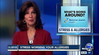 Stress and Allergies - Video